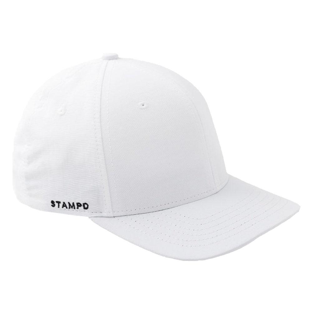 STAMPD キャップ Matte Nylon Sport CP SLA-U2651HT WHITE