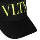 VALENTINO キャップ BASEBALL HAT UY2HDA10TWW BLACK