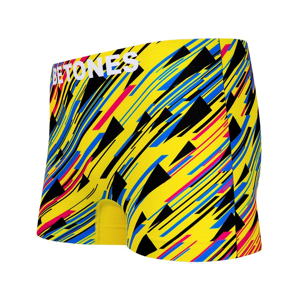 BETONES ボクサーパンツ THE STORM-TST001 YELLOW