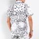 RESOUND CLOTHING ポロシャツ BANDANA RUSH POLO RC21-T-005 WHITE