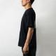 BANDEL Tシャツ S/S TEE Earth Photo Desigin BAN-T013 Black
