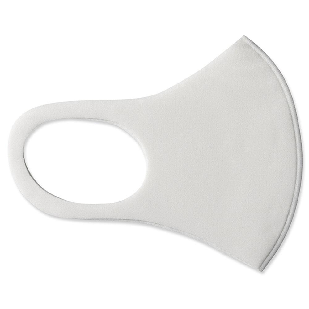 BANDEL 3D COOL TECH Mask Cynical Message DM003 WHITExBLACK