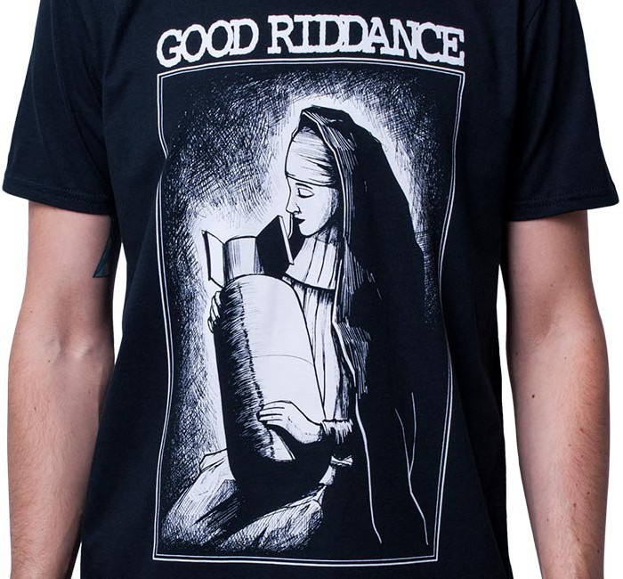 Good Riddance / グッド・リダンス - Mother Superior Tシャツ(ブラック)