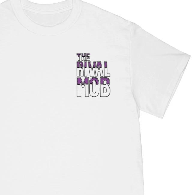 The Rival Mob / ライバル・モブ - BIG CATS Tシャツ(ホワイト)