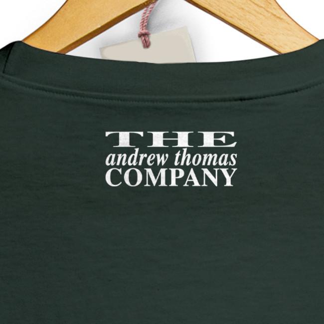 ATC / Andrew Thomas Company - NO FRIENDS Tシャツ(グリーン)