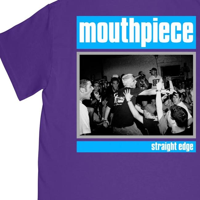 Mouthpiece / マウスピース - UNISOUND Tシャツ(パープル)