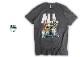 【即納】ALL / オール - All Three Tシャツ(グレー)【世界限定300】