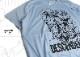 【即納】Descendents / ディセンデンツ - SUPERHERO Tシャツ(ライトブルー)【世界限定300】