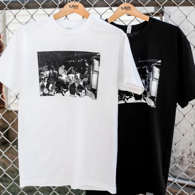 V/A New York Hardcore / ニューヨーク・ハードコアコンピ - The Way It Is Tシャツ(ブラック)