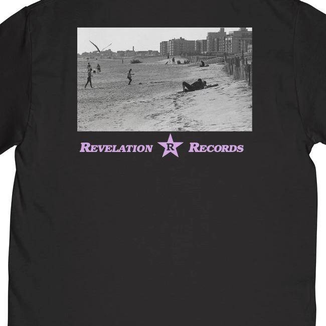 Constant Elevation / コンスタント・エレベイション FREEDOM BEACH Tシャツ(ブラック)