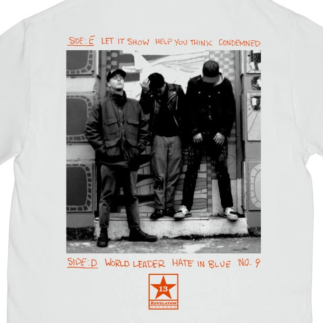 Slipknot / スリップノット - PHOTO Tシャツ(ホワイト)