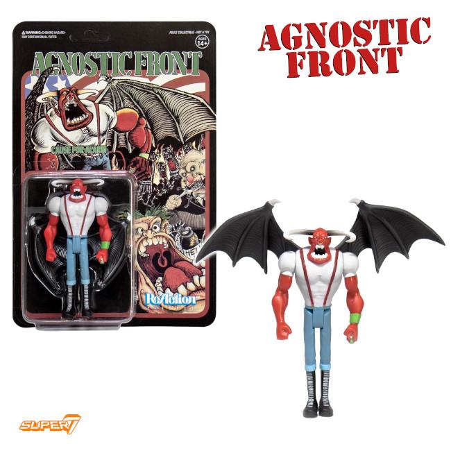 Agnostic Front/アグノスティック フロント - Eliminator フィギュア
