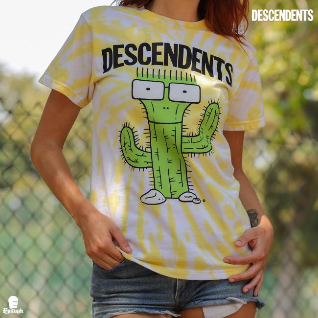 Descendents / ディセンデンツ - Milo Cactus Tシャツ(タイダイ)