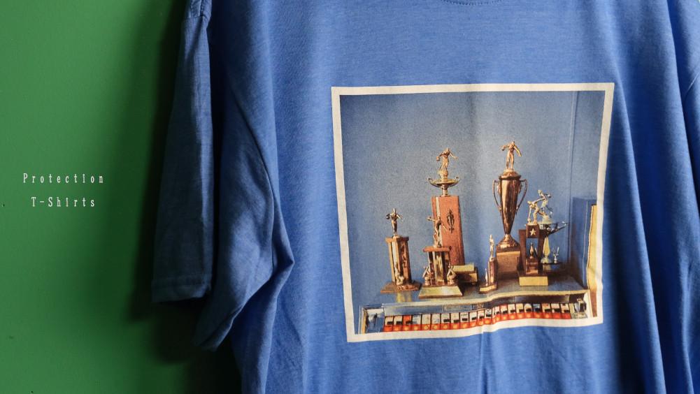 【即納】Jimmy Eat Wrld /ジミー・イート・ワールド - Protection Tシャツ (ブルー)
