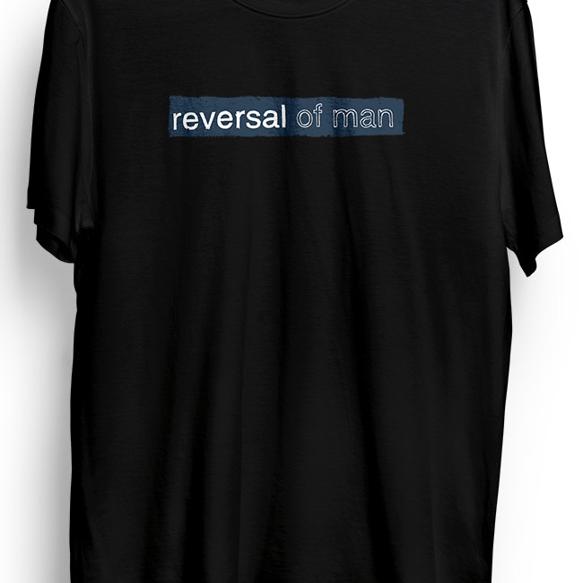 Reversal Of Man / リバーサル・オブ・メン - MEDICINE Tシャツ(ブラック)