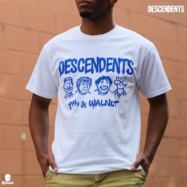 Descendents / ディセンデンツ - 9th & Walnut Tシャツ(ホワイト)