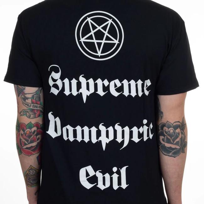 Cradle Of Filth/クレイドル・オブ・フィルス - Vestal Masturbation Tシャツ(ブラック)