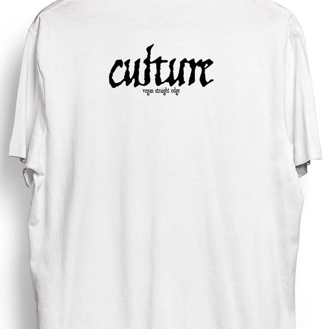 Culture / カルチャー - DEFORESTATION Tシャツ(ホワイト)