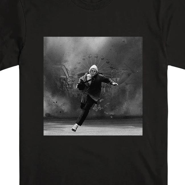 Regional Justice Center / リージョナル・ジャスティス・センター - ALBUM COVER Tシャツ(ブラック)