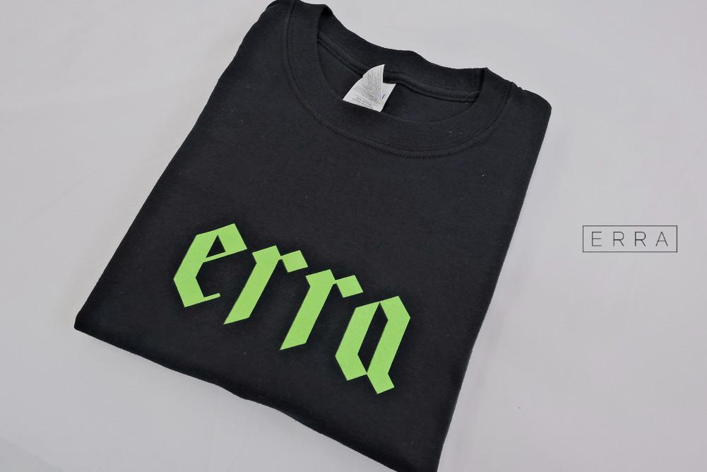 【即納】Erra / エラ (エッラ) - 2019 Tour ロングスリーブ・長袖シャツ(ブラック)
