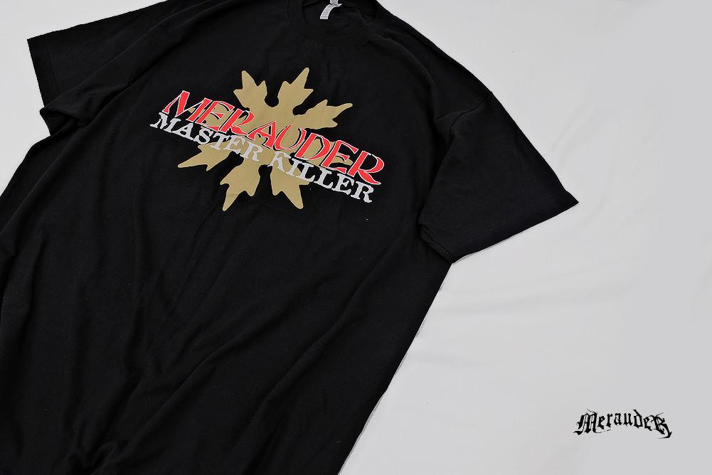 【即納】Merauder /メラウダー - MK Promo Tシャツ(ブラック)