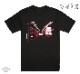 Vein / ヴェイン - NEW MACHINE Tシャツ(ブラック)