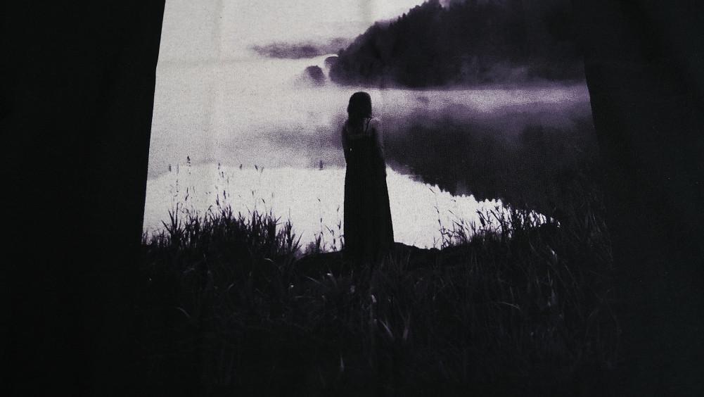 【即納】Myrkur / ミシュクル - Fog Tシャツ(ブラック)