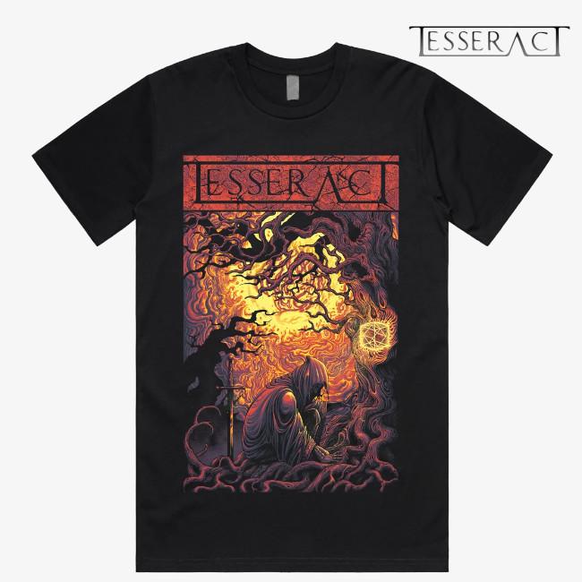 TesseracT - テサラクト - King Tシャツ(ブラック)