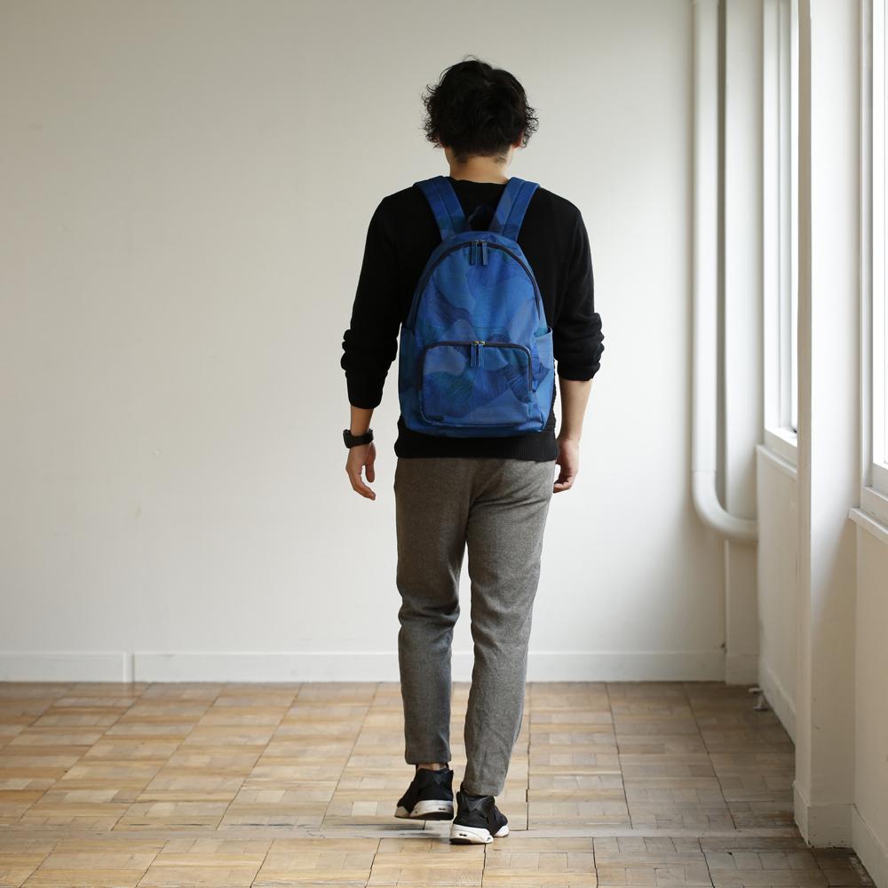 mere サコッシュ・巾着つきマザーズリュック マウンテン / NAOMI ITO
