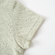 guri(ぐり) オーガニックコットン Tシャツ グリーン 80cm・90cm・100cm / Hoppetta plus