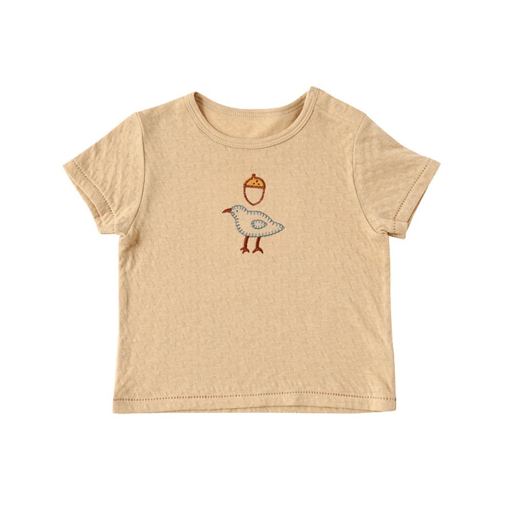 guri(ぐり) オーガニックコットン Tシャツ