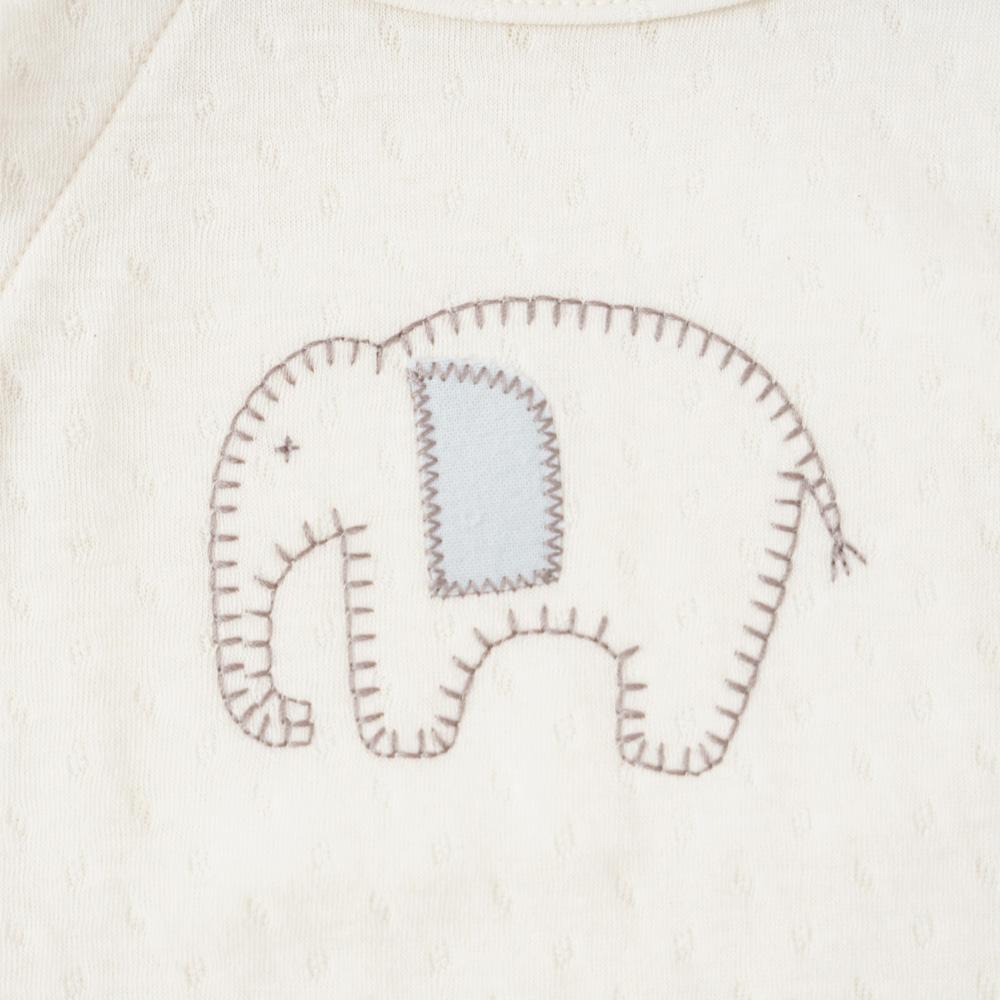 guri(ぐり) オーガニックコットン 2wayドレス(2wayオール) キナリ 50cm-70cm / Hoppetta plus