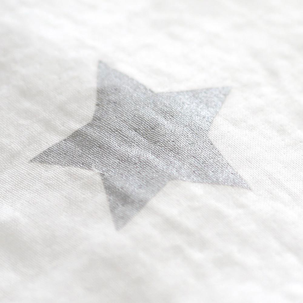 シルバー ベビー布団セット / 10mois(ディモワ)