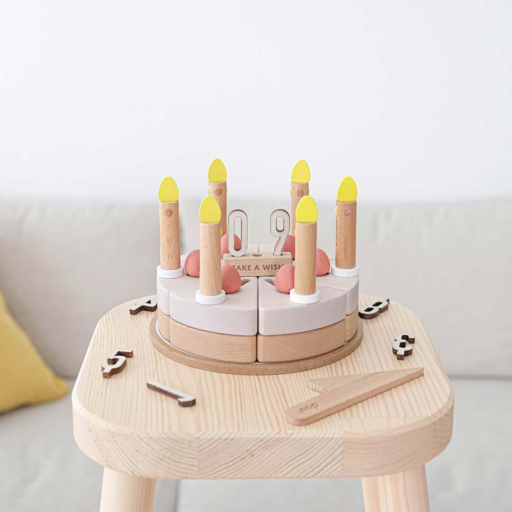 make a wish(木のケーキ) / dou?(ドウ?)