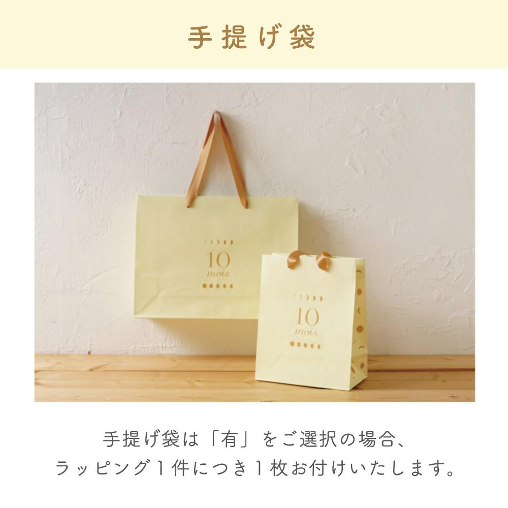 帆布ギフトBAG お食事セット テラコッタ S / BOBO