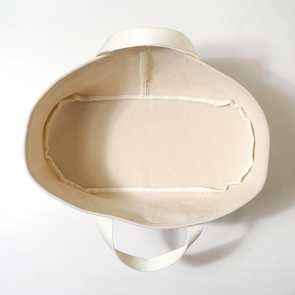 【10月下旬以降順次発送】帆布ギフトBAG お食事セットとバスポンチョ ライトカーキ / BOBO