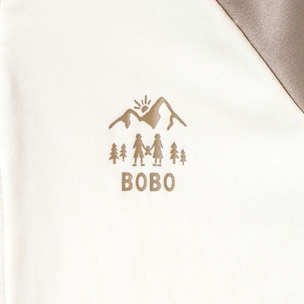 ラッシュガード 85cm・95cm アイボリー / BOBO