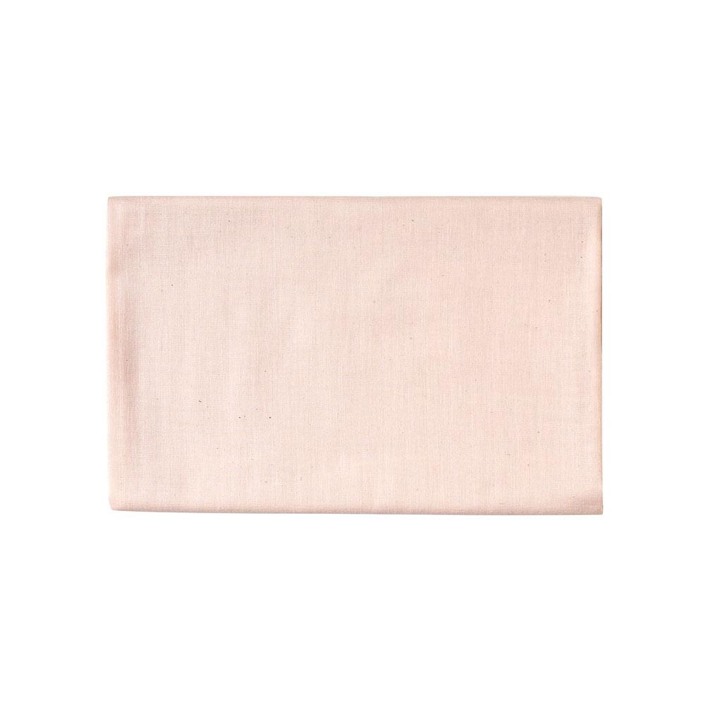 ガーゼ生地 約50cm×110cm ピンク
