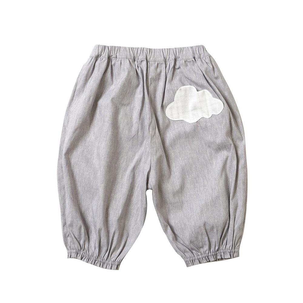 雲ポケットパンツ