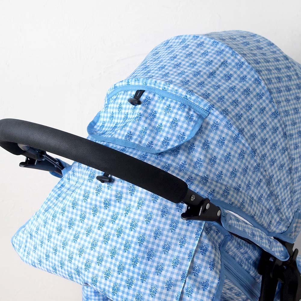 SOULEIADO × AirBuggy COCO ブレーキモデル フレンチブルー