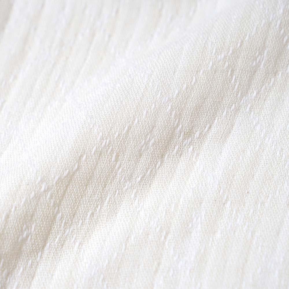 COTTON × TENCEL(TM)繊維 3重ガーゼ 2wayドレス(2wayオール) ナチュラル 50-70cm / BOBO