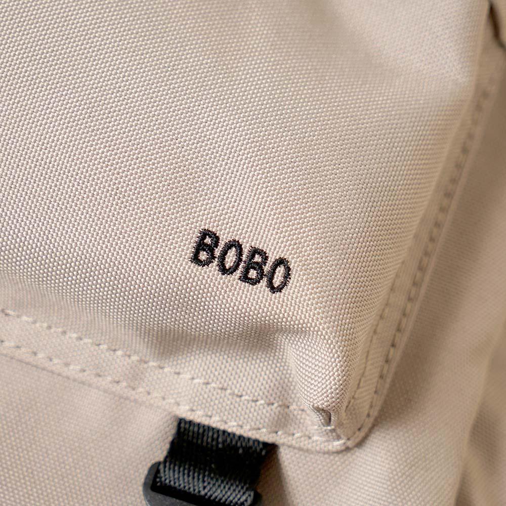 &go(アンドゴー)メッシュハンモック付き マザーズリュック ベージュ / BOBO