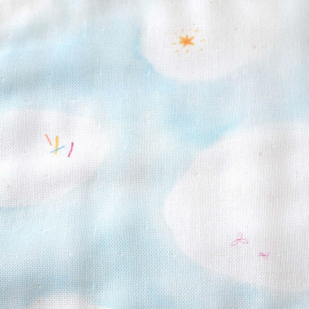 ガーゼケット・2wayスリーパー・あんしんブランケット ギフトセット UNRYU / 出産祝い