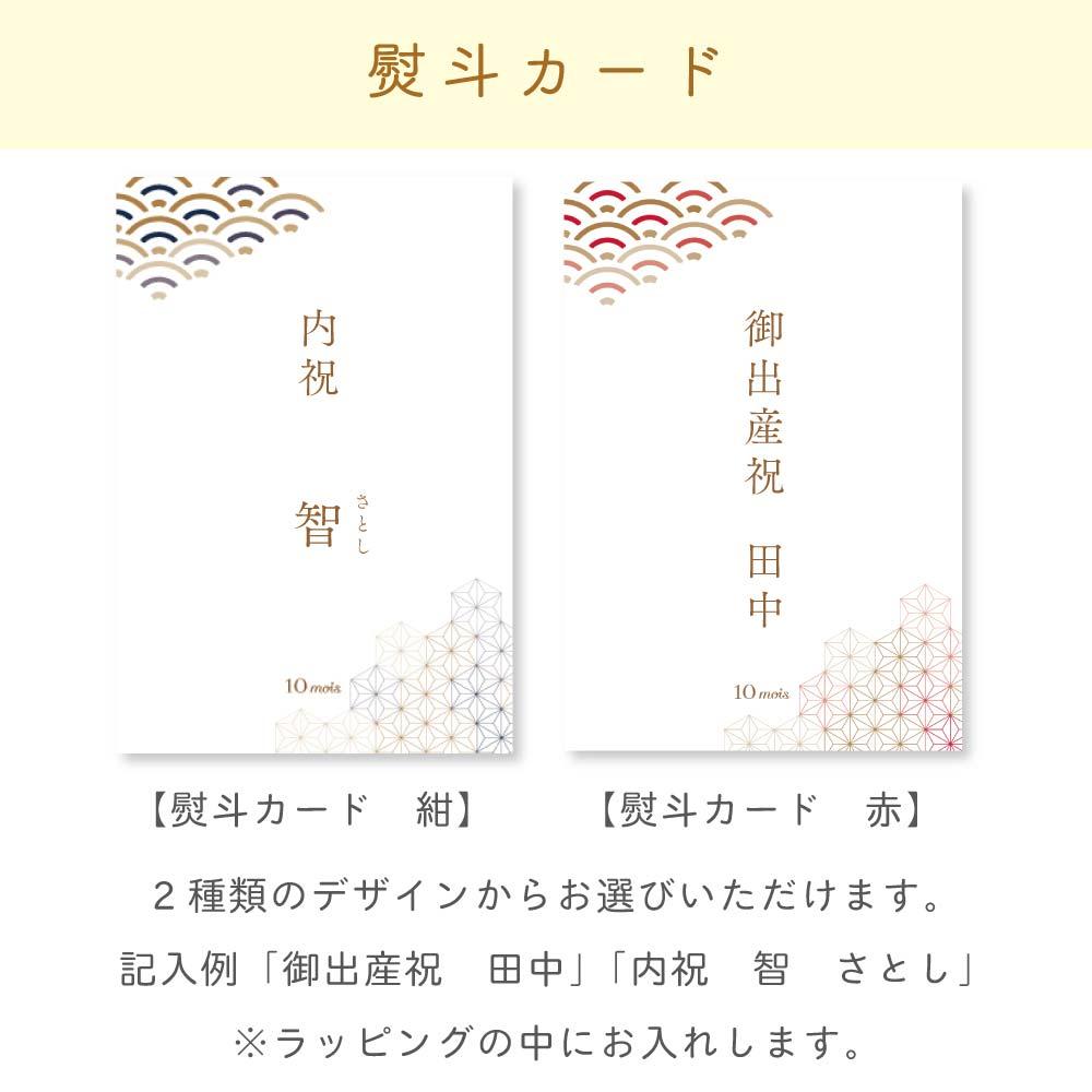 着るスタイドレス・ソックス ギフトセット ミント / 出産祝い