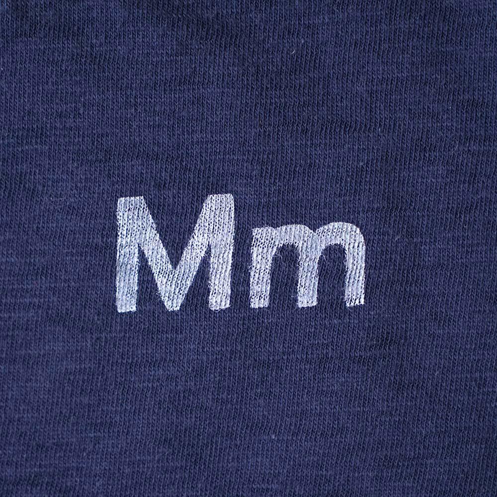 MmTシャツ ネイビー 80cm・90cm / NAOMI ITO