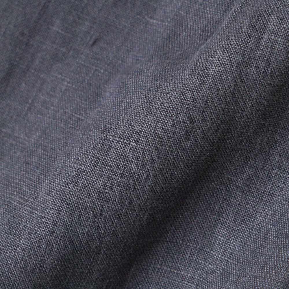 dotジレロンパース ブルー 70cm・80cm / Hoppetta