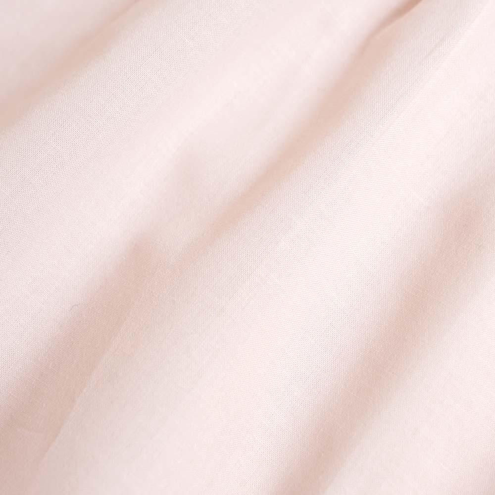 レースチュニックブラウス ピンク 80cm・90cm・100cm / 10mois(ディモワ)