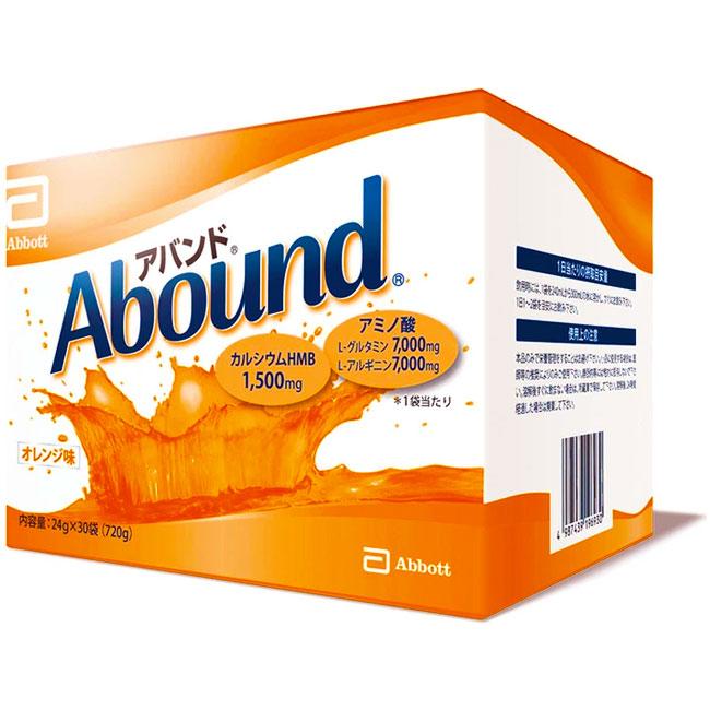 アバンド オレンジ味 24gx30袋