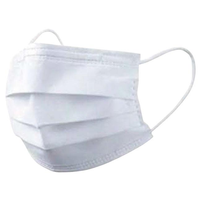 不織布3層構造マスク 50枚入 1ケース