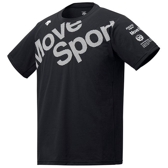 デサント サンスクリーン Tシャツ ブラック